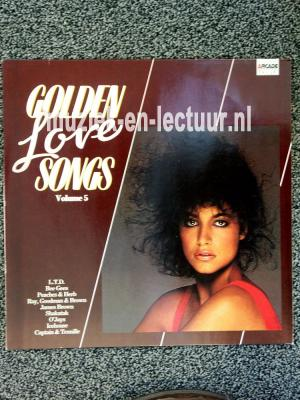 Golden love songs, vol.5