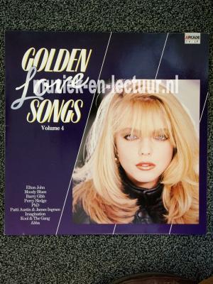 Golden love songs, vol.4
