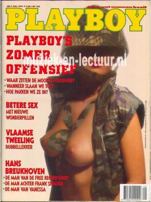 Playboy 1991 nr. 07