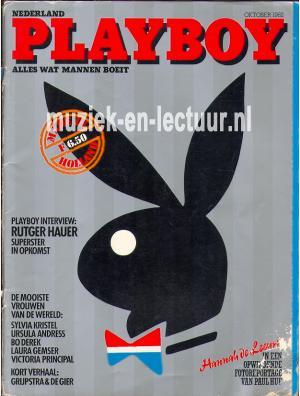 Playboy 1982 nr. 10