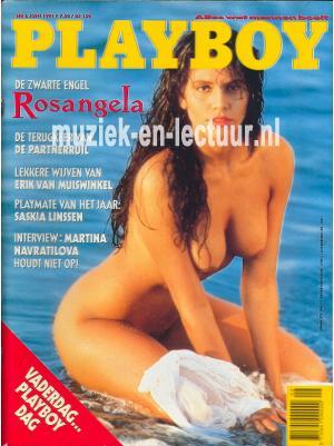 Playboy 1991 nr. 06