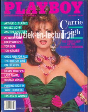 Playboy 1986 nr. 07
