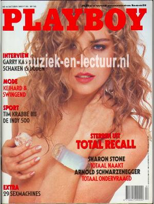 Playboy 1990 nr. 10