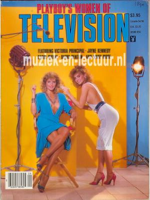 Playboy 1984 Women of television