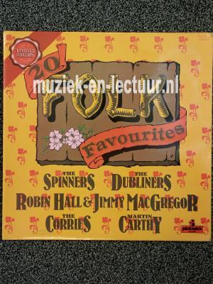 20 Folk favourites