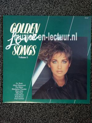 Golden love songs, vol.3