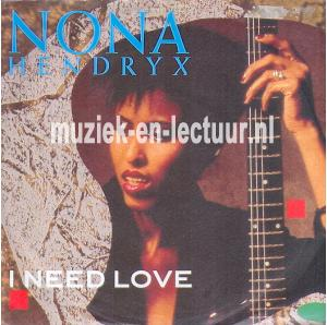I need love - The heat
