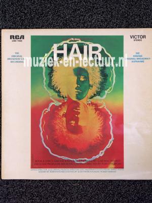 The American tribal love rock musical: Hair