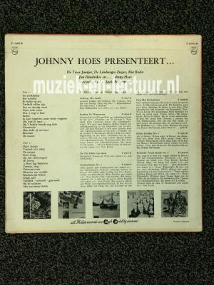 Johnny Hoes presenteert...
