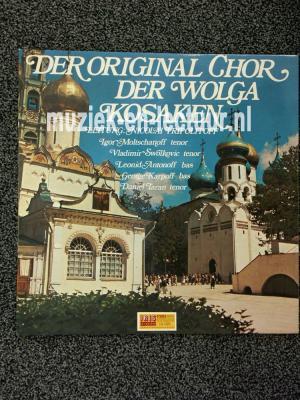 Der original chor der Wolga Kosaken