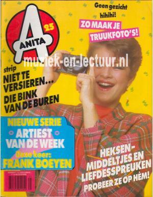 Anita 1983 nr. 25