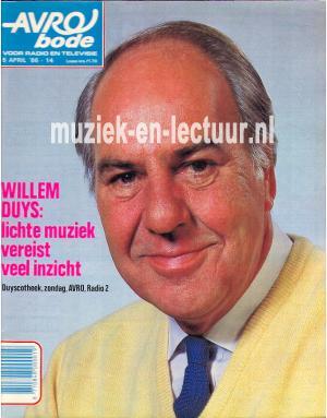 AVRO bode 1986, nr.14