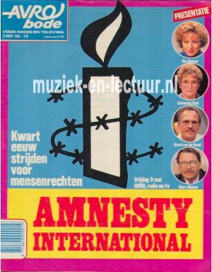 AVRO bode 1986, nr.18