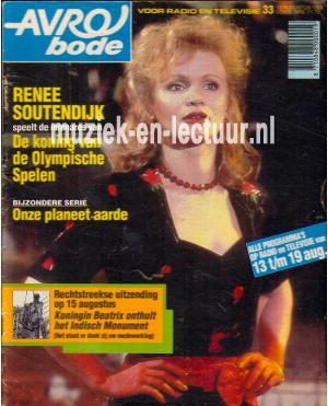 AVRO bode 1988, nr.33