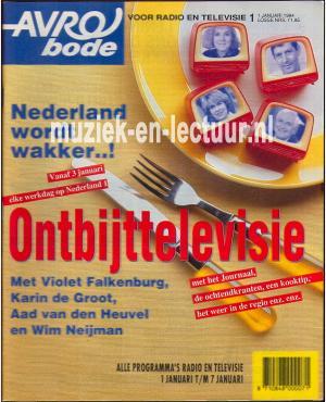 AVRO bode 1994, nr.01