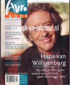 AVRO bode 2001, nr.05