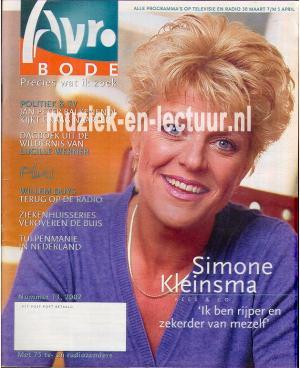 AVRO bode 2002, nr.13