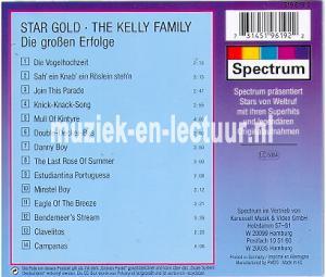 Star Gold – The Kelly Family – Die Grosse Erfolge
