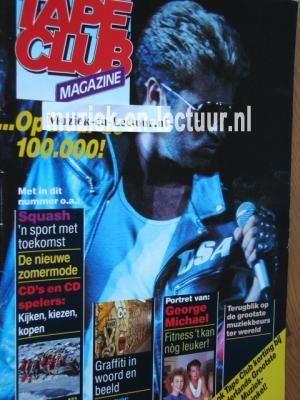 Tape Club Magazine 1989, nr.09