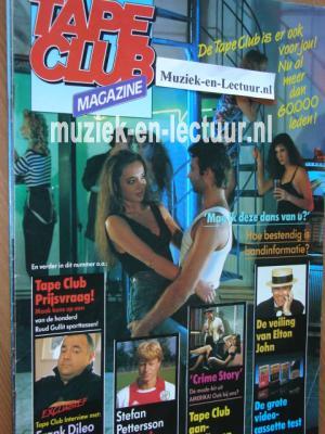 Tape Club Magazine 1988, nr.08