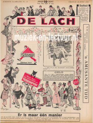 De Lach 1932 nr. 31