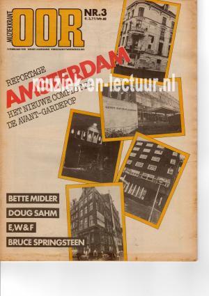 Muziekkrant Oor 1981 nr. 03