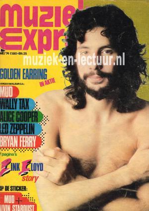 Muziek Expres 1974, mei