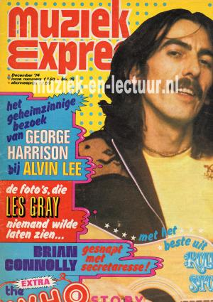 Muziek Expres 1974, december