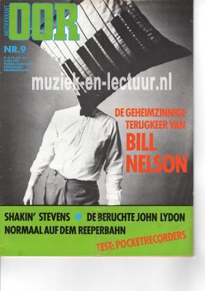 Muziekkrant Oor 1981 nr. 09