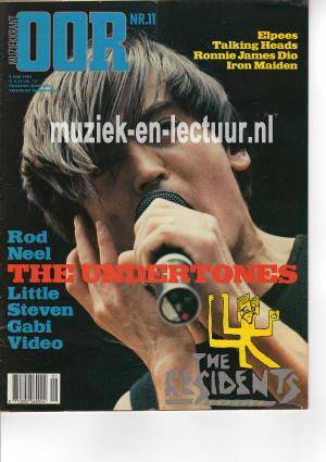 Muziekkrant Oor 1983 nr. 11