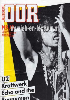 Muziekkrant Oor 1981 nr. 13