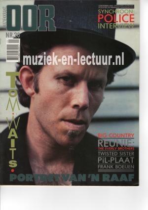 Muziekkrant Oor 1983 nr. 20