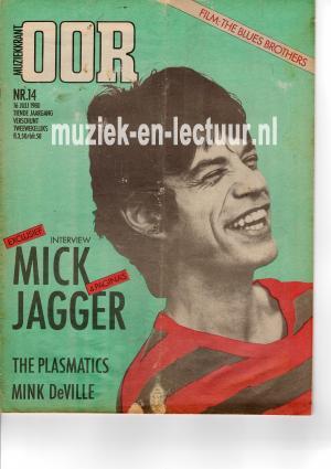 Muziekkrant Oor 1980 nr. 14