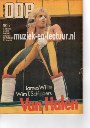 Muziekkrant Oor 1980 nr. 12