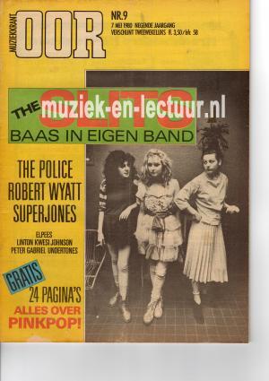Muziekkrant Oor 1980 nr. 09