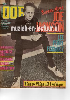Muziekkrant Oor 1980 nr. 07