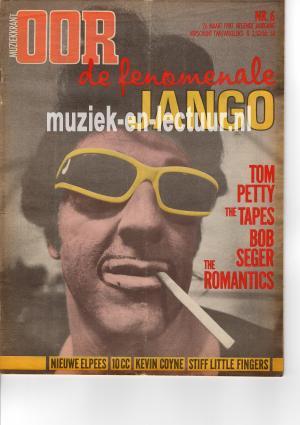 Muziekkrant Oor 1980 nr. 06