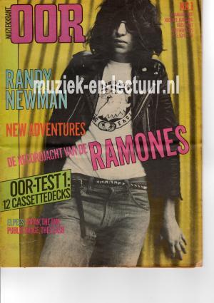 Muziekkrant Oor 1980 nr. 01