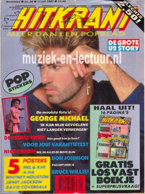 Hitkrant 1987 nr. 28