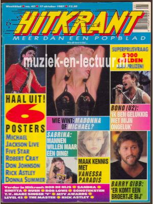 Hitkrant 1987 nr. 42