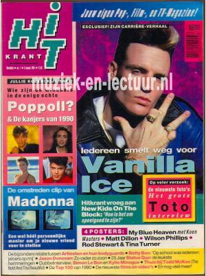 Hitkrant 1991 nr. 01