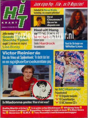 Hitkrant 1991 nr. 12