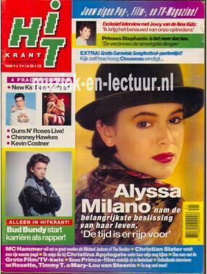 Hitkrant 1991 nr. 18