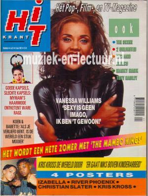 Hitkrant 1992 nr. 23