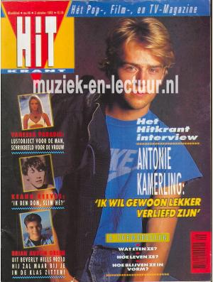 Hitkrant 1992 nr. 40