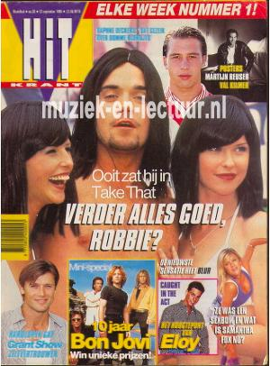 Hitkrant 1995 nr. 38
