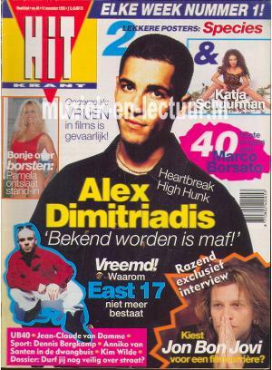Hitkrant 1995 nr. 45