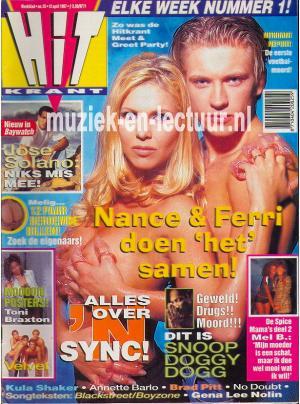 Hitkrant 1997 nr. 15