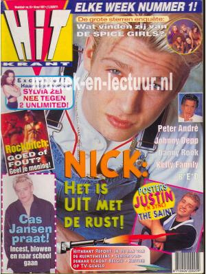 Hitkrant 1997 nr. 19