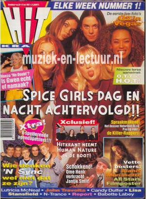 Hitkrant 1997 nr. 20
